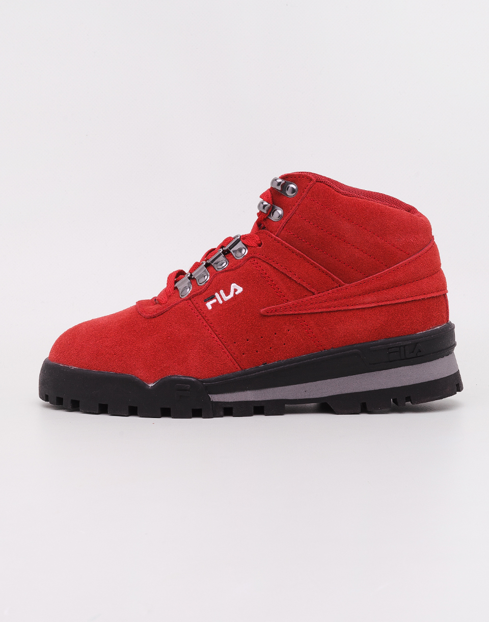Fila Fitness Hiker Mid Pompeian Red 36