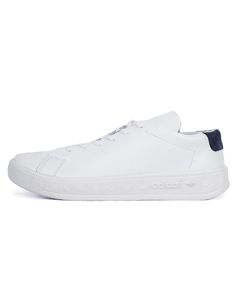 Sneakers - tenisky Adidas Originals Clean Court FTWWHT/FTWWHT/CBLACK 44