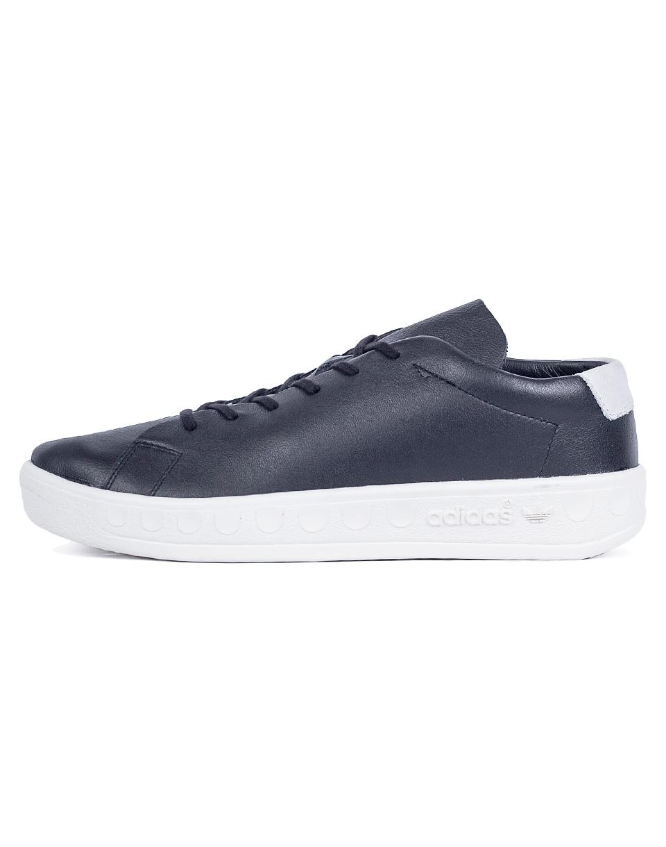 Sneakers - tenisky Adidas Originals Clean Court CBLACK/CBLACK/OWHITE 42,5
