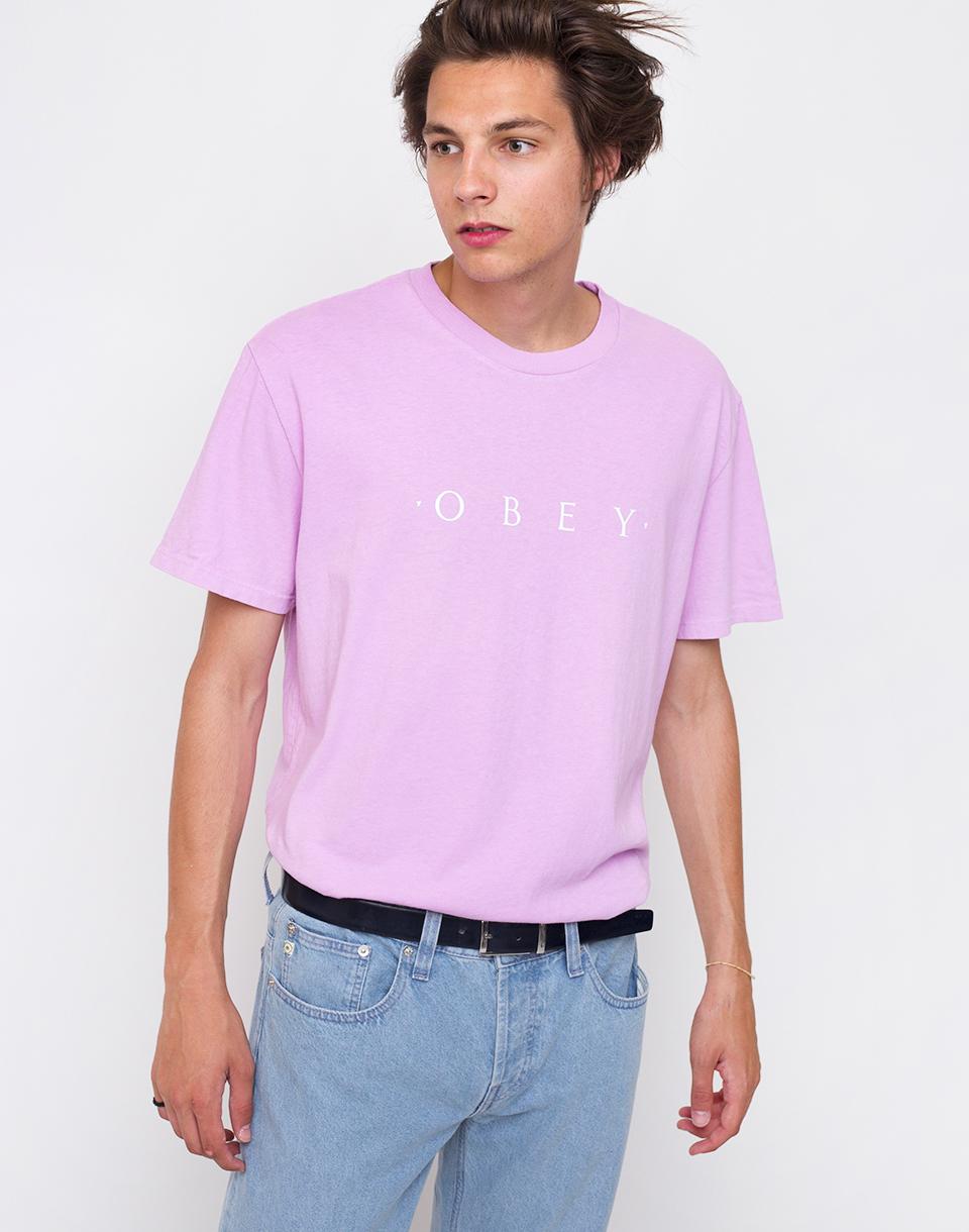 Obey Novel Dusty Lavender S