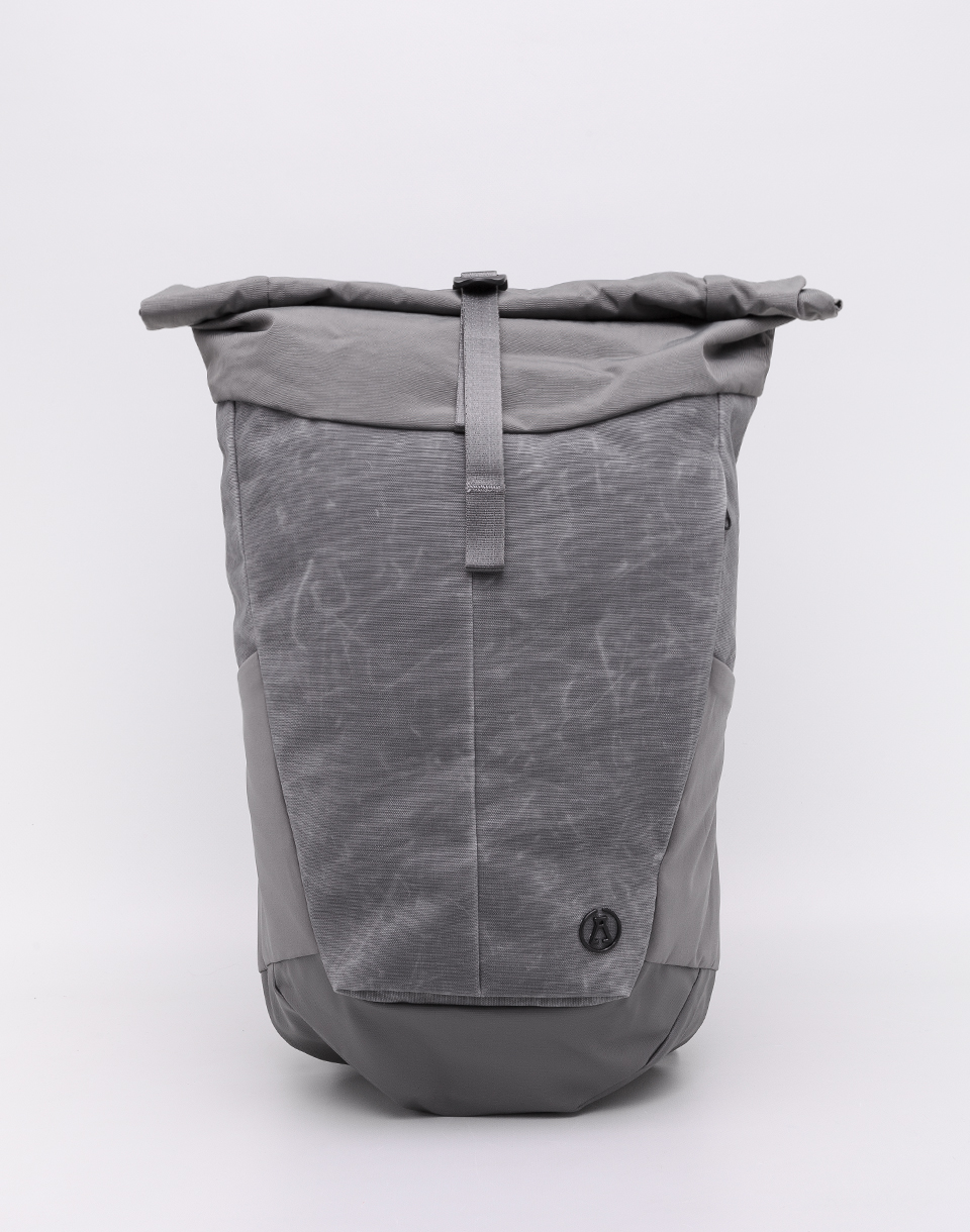 Alchemy Equipment 20 Litre Roll Top Daypack Gunmetal Wax