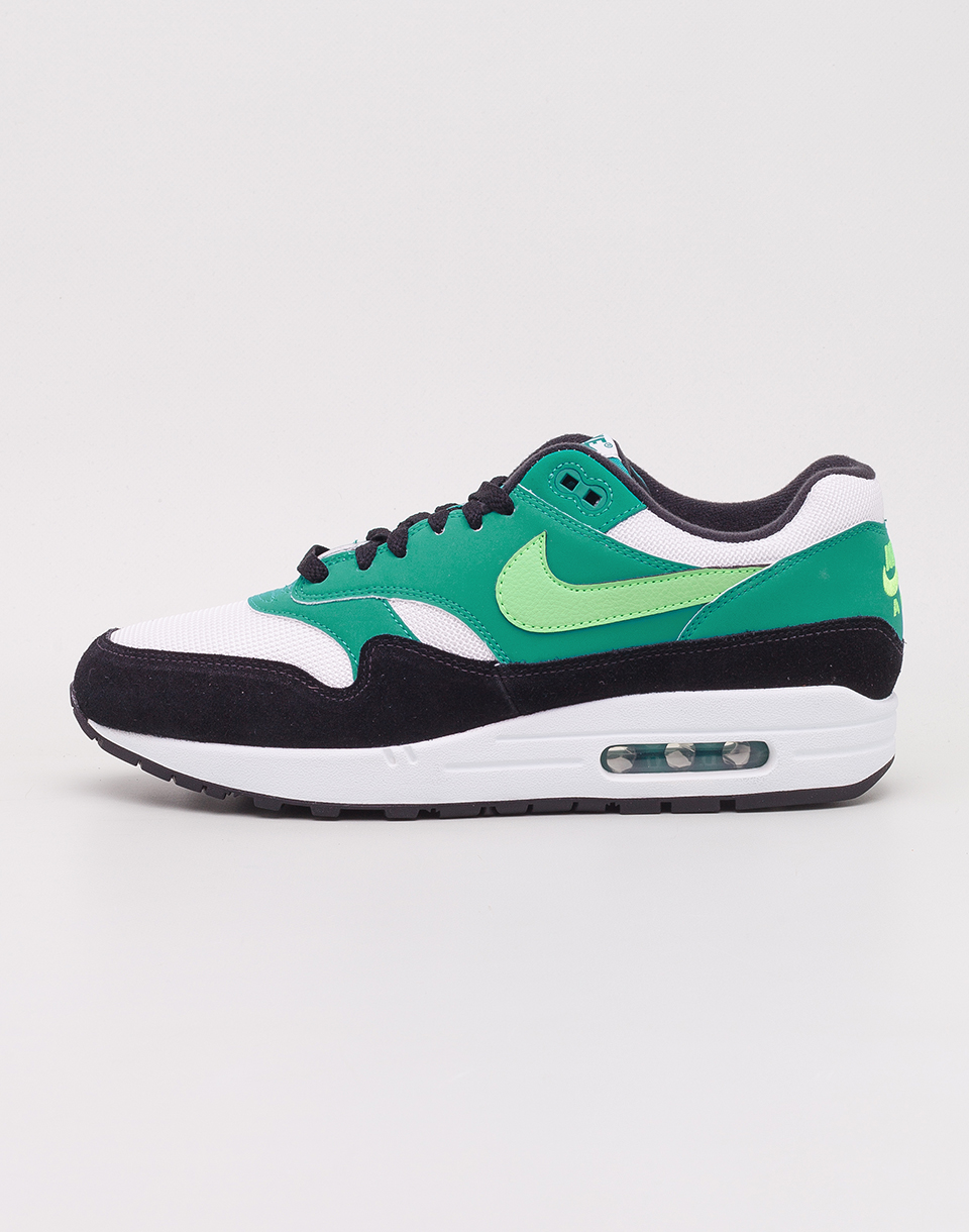 Nike Air Max 1 White  Green Strike   Neptune Green   Black 42