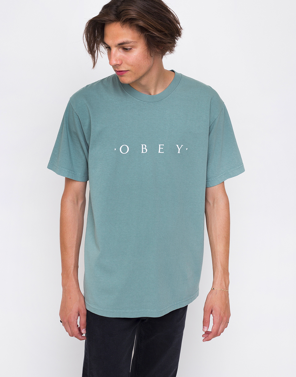 Obey Novel Atlantic Green L