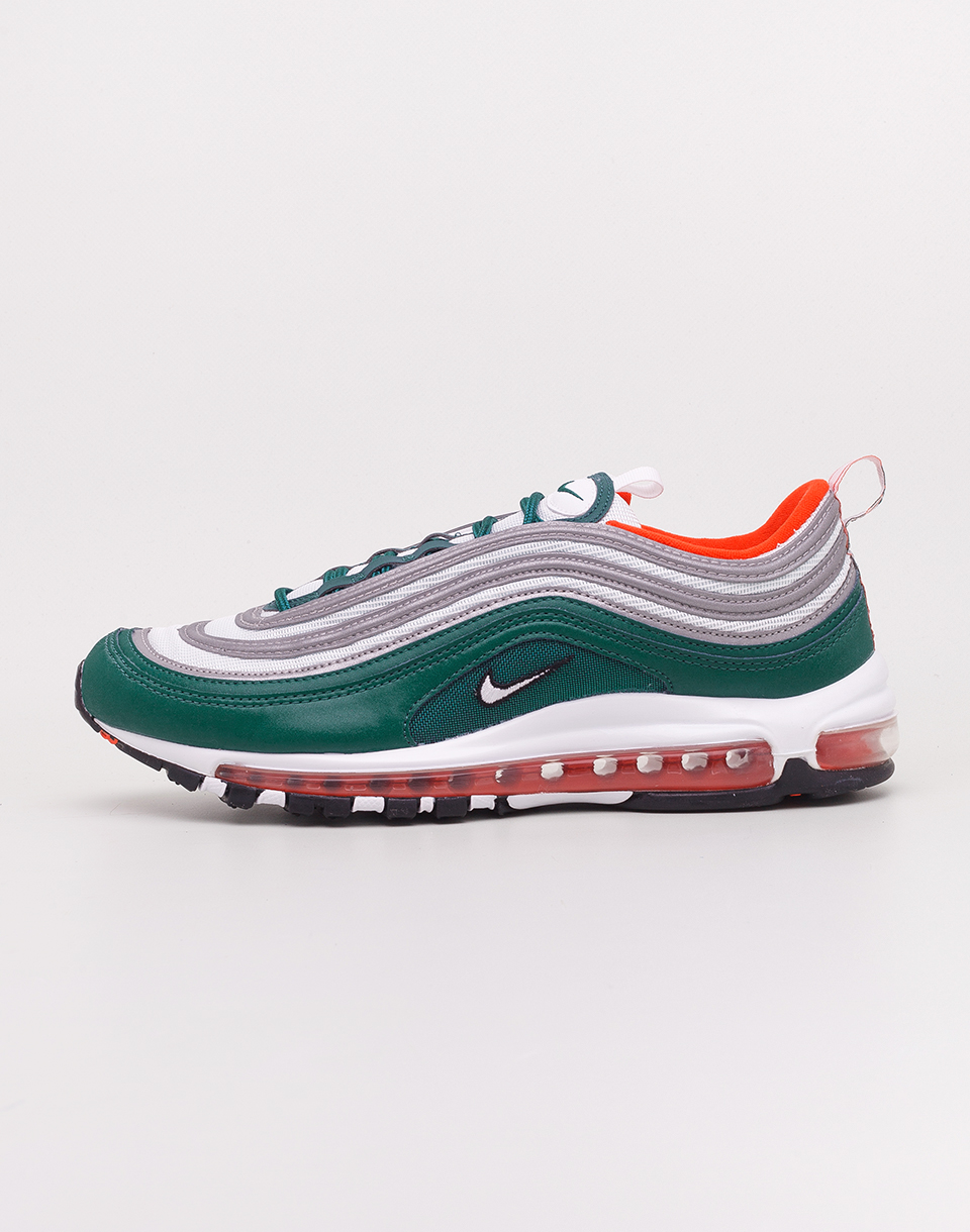 Nike Air Max 97 Rainforest  White   Team Orange   Black 41