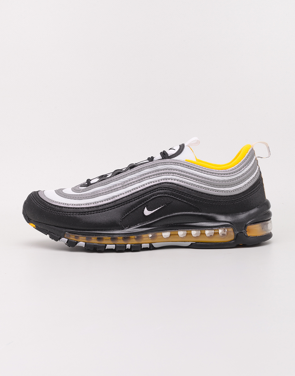 Nike Air Max 97 Black  White   Amarillo 41
