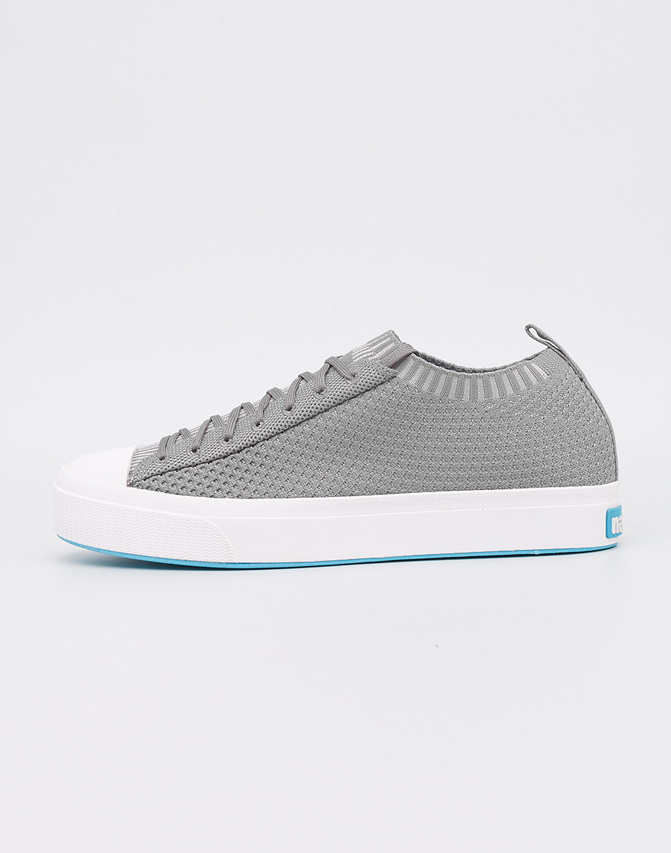Native Jefferson 2 0 Liteknit Pigeon Grey   Shell White 43