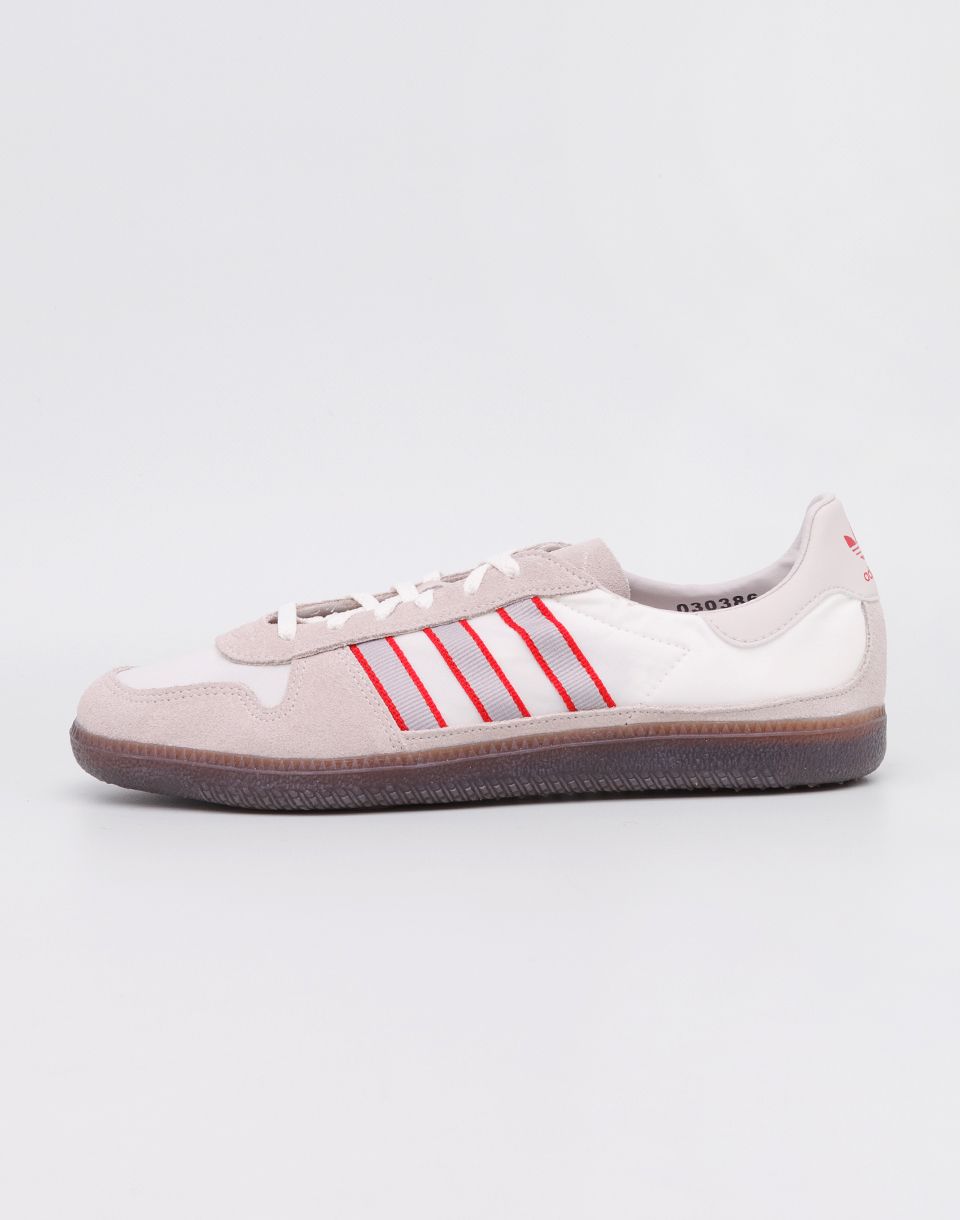 Adidas Originals Hulton SPZL Clear Brown/Clear Granite/Scarlet 42