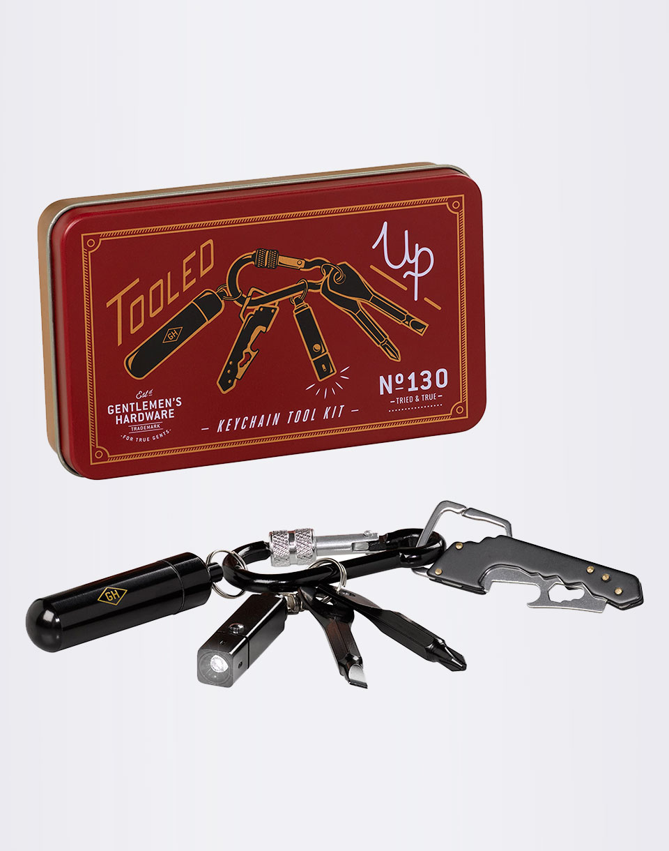 W   W Key Chain Mini Tool Set Gen130