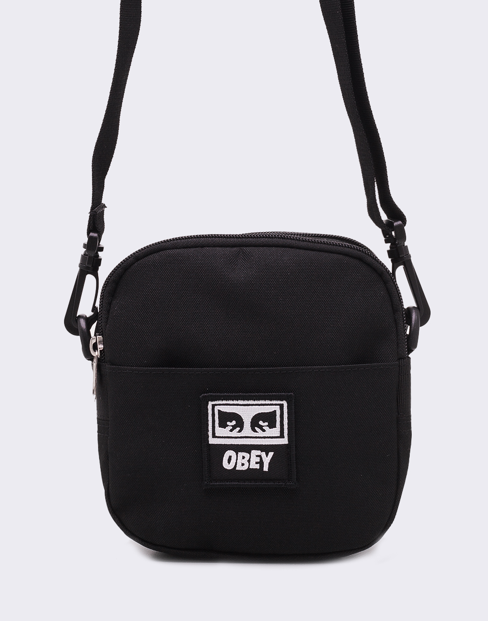 Obey Drop Out Black