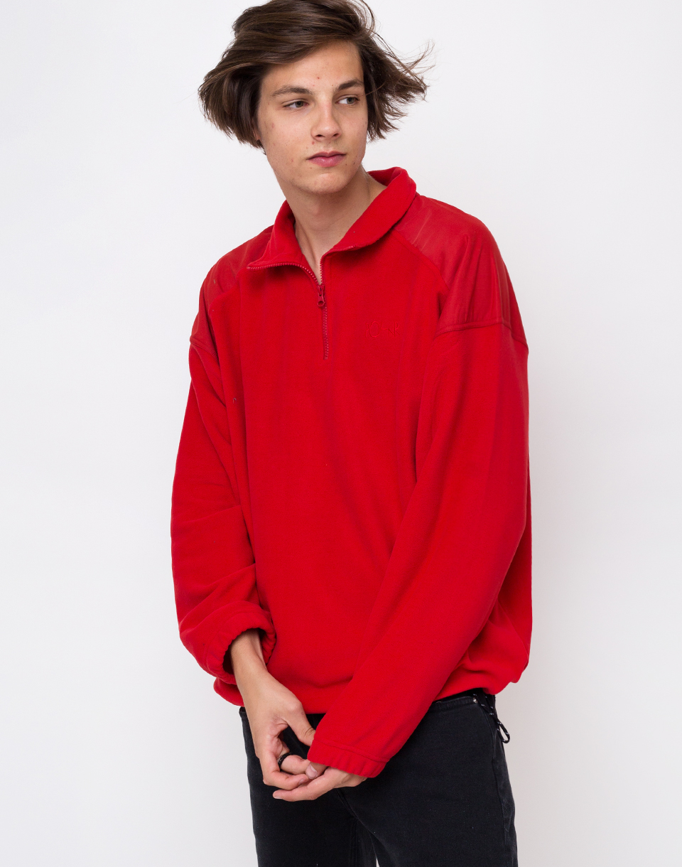 Polar Skate Co  Lightweight Red M