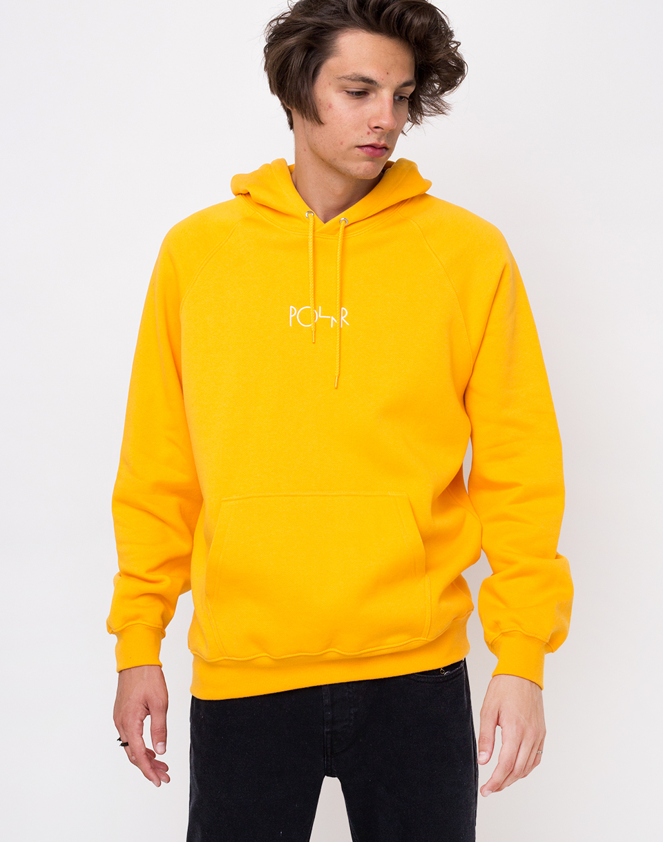 Polar Skate Co  Default Yellow L