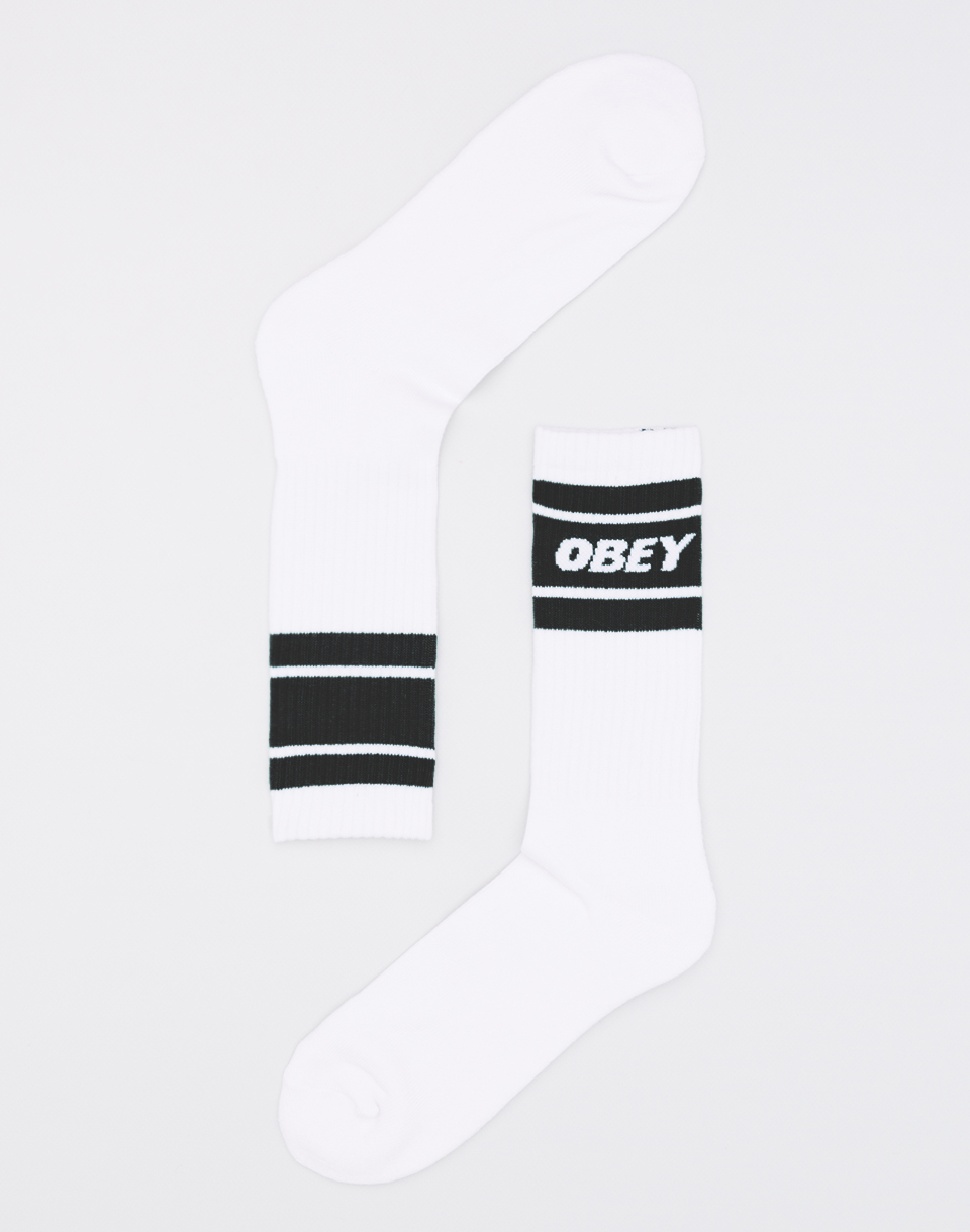 Obey Cooper II White   Black