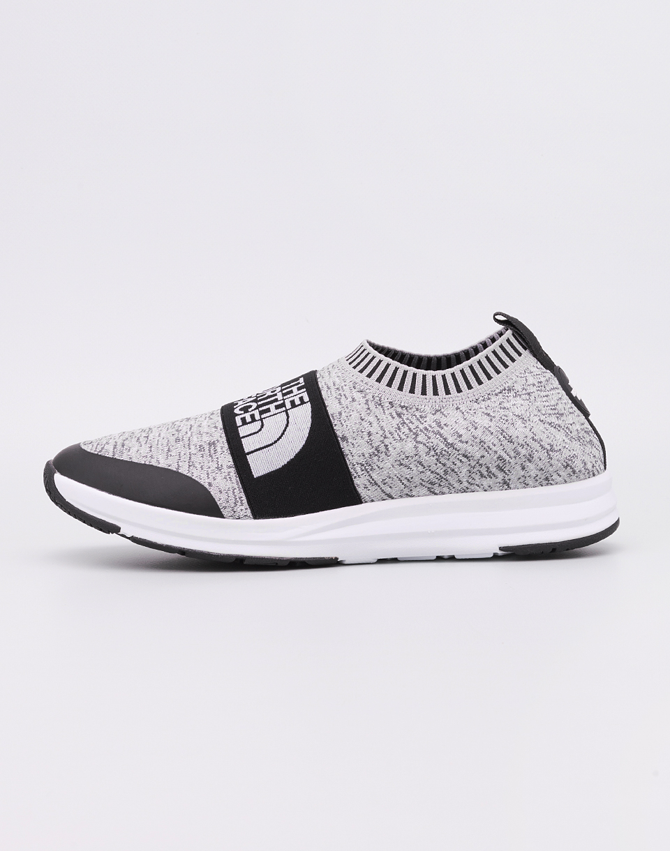The North Face NSE Traction Knit Heather Grey TNF White 43