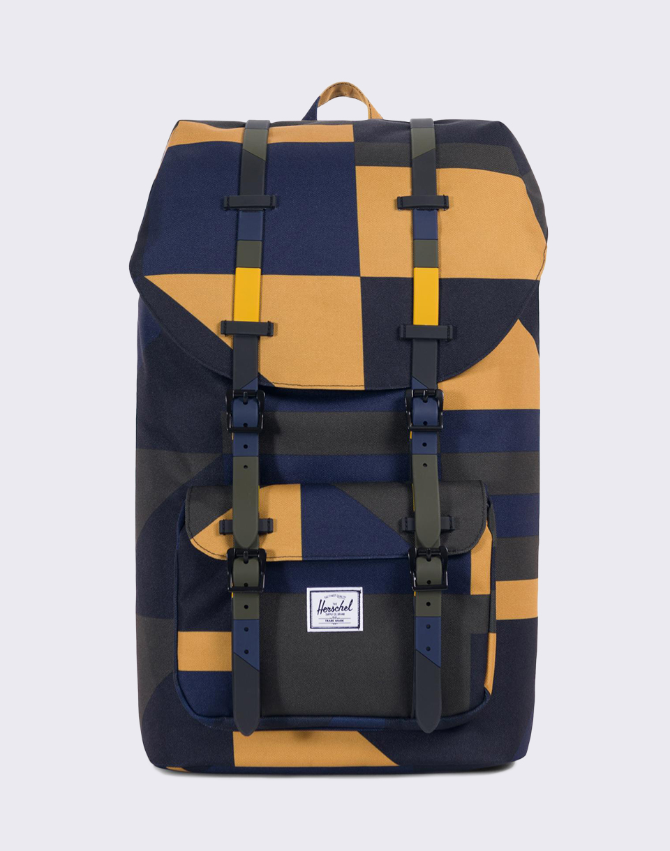 Herschel Supply Little America Arrowwood Frontier Geo