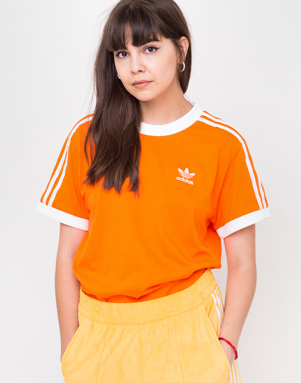 Adidas Originals 3 Stripes Orange 36