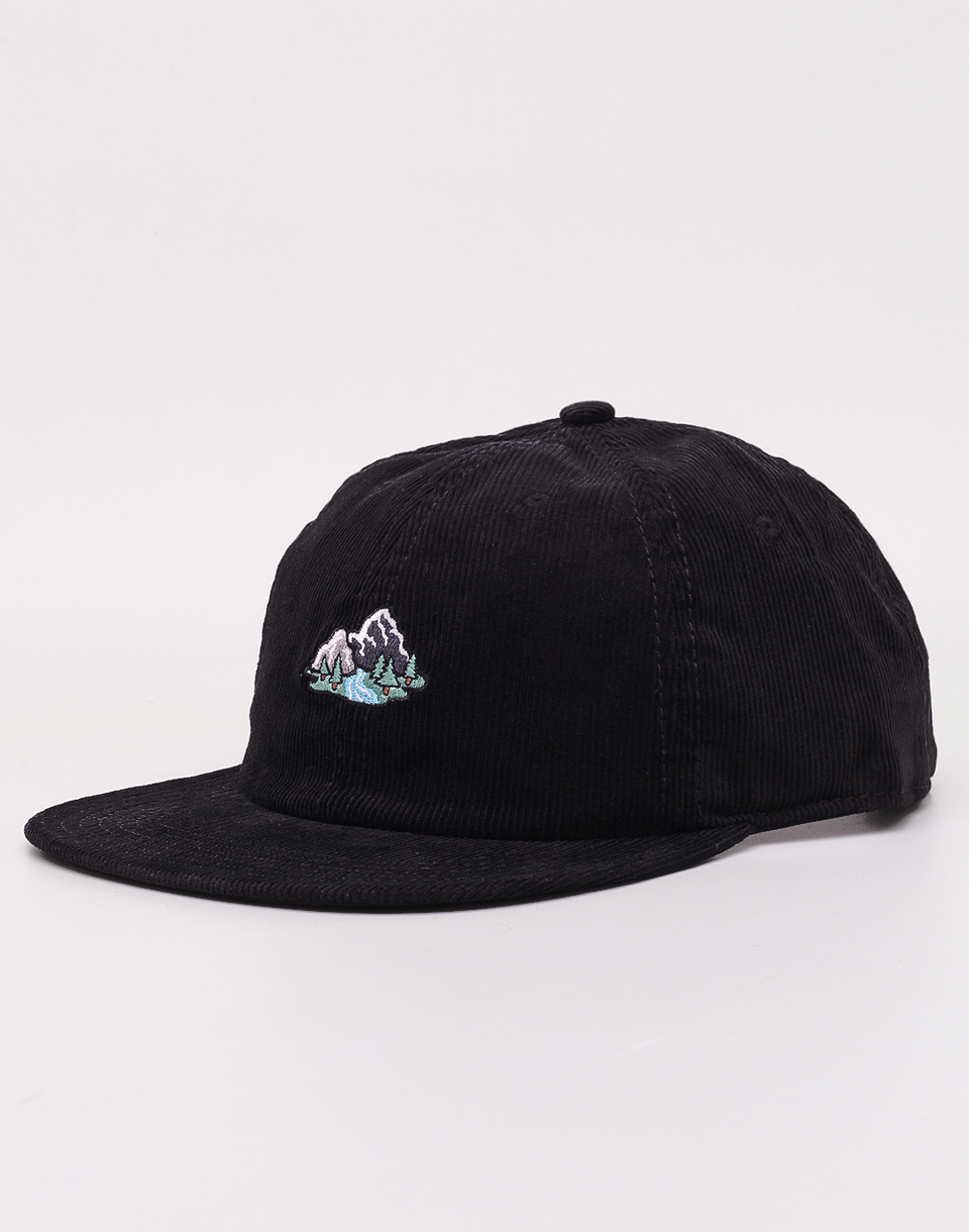 Wemoto Mountains Hat Black