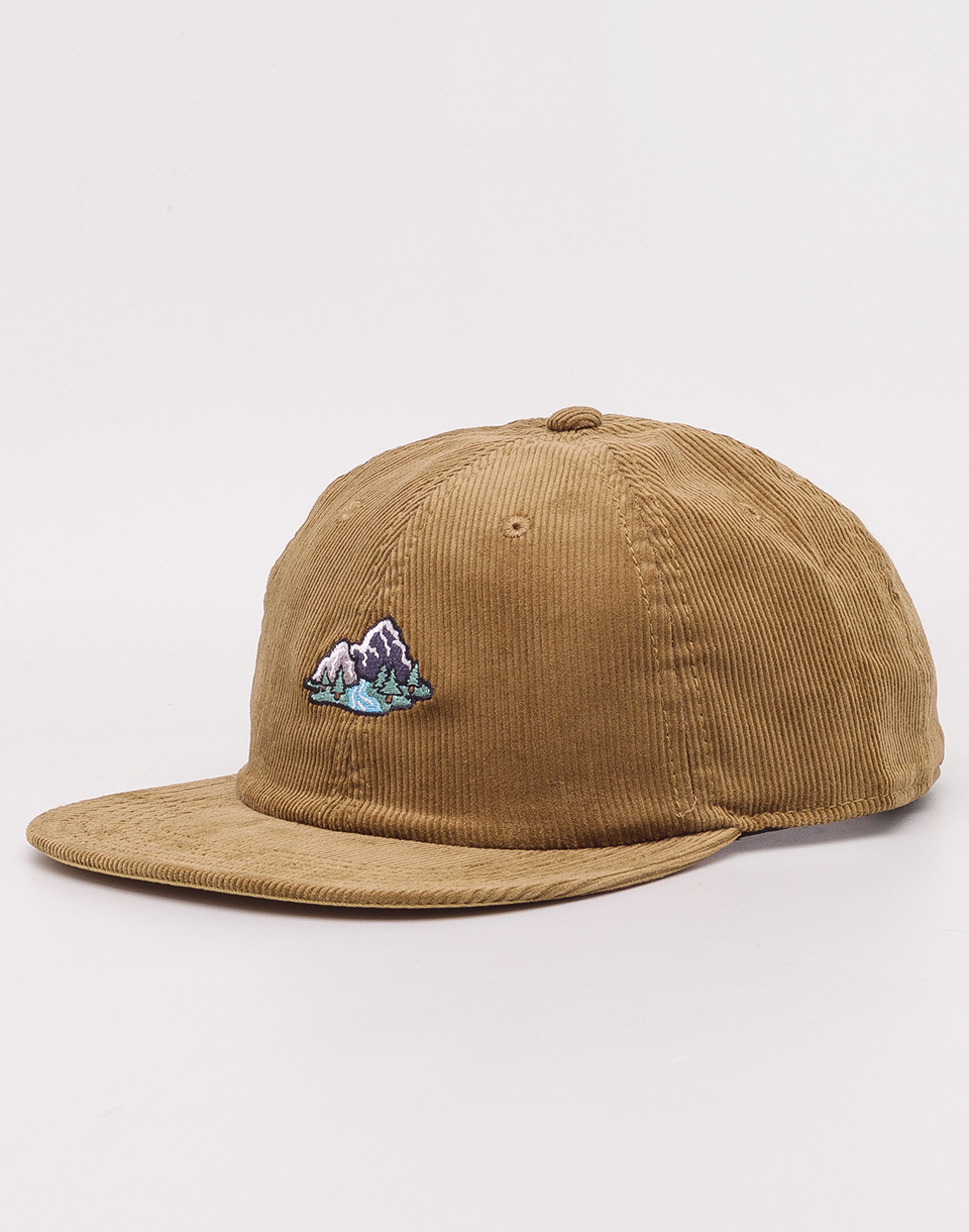 Wemoto Mountains Hat Teak