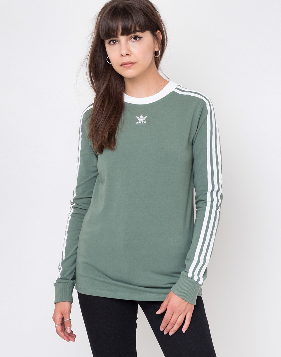 Adidas Originals 3 Stripes Trace Green 34