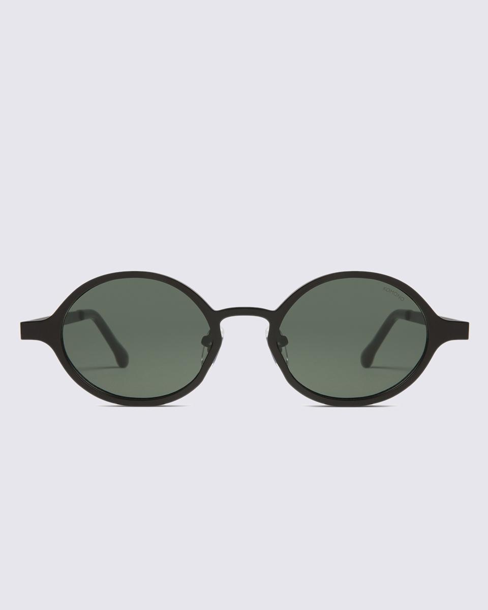 Sluneční brýle Komono Quin Black Matte + doprava zdarma + novinka