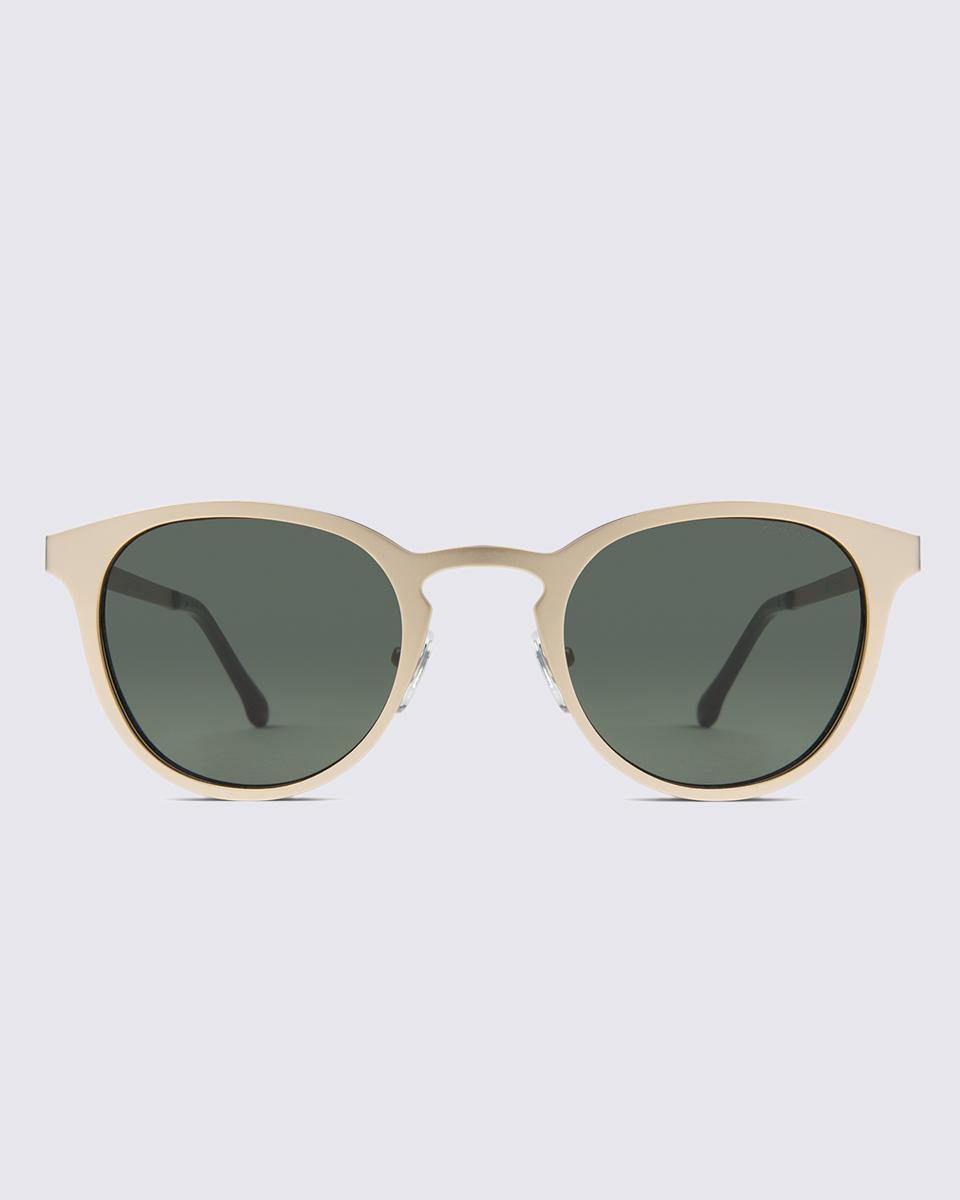 Sluneční brýle Komono Hollis White Gold + doprava zdarma + novinka