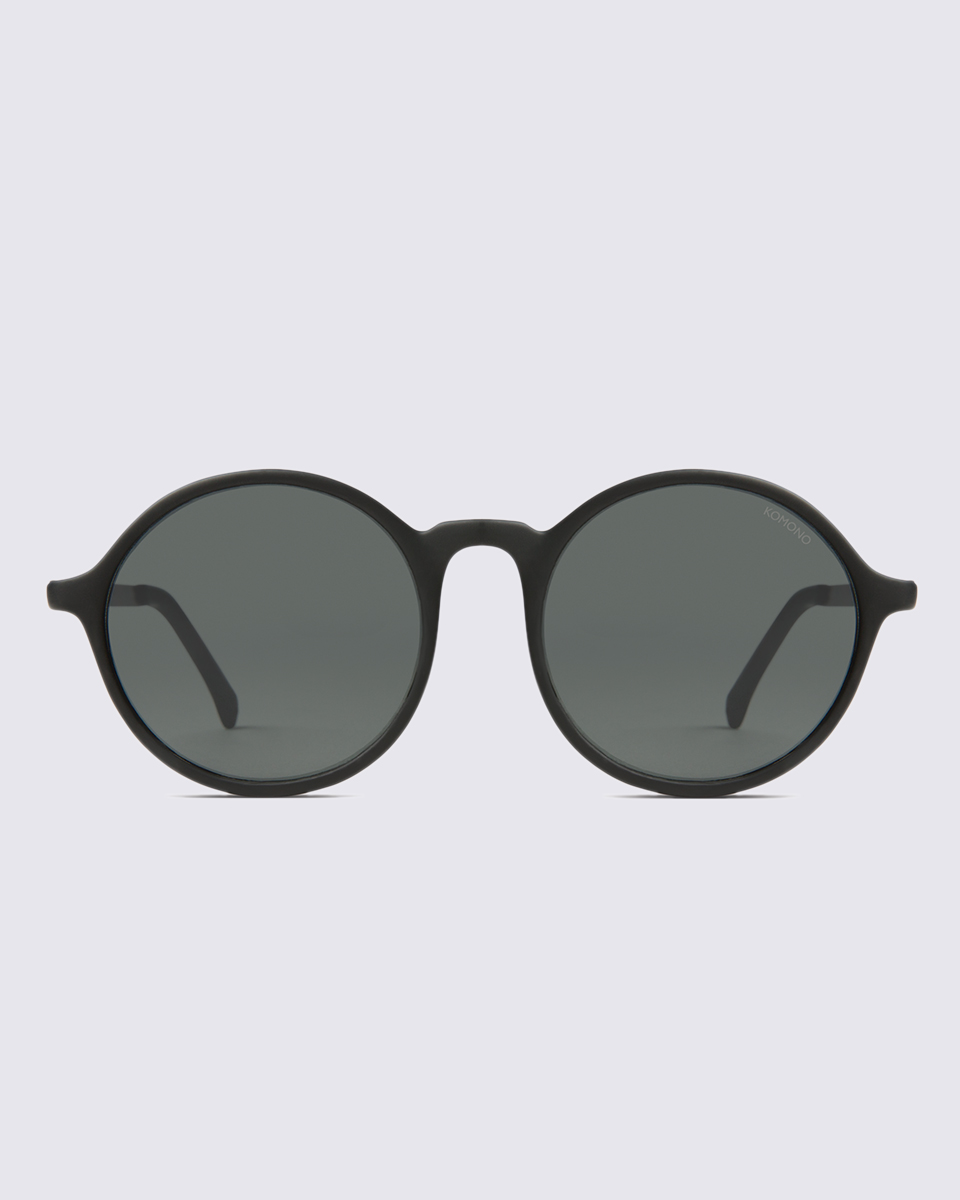Sluneční brýle Komono Madison Metal Black + novinka