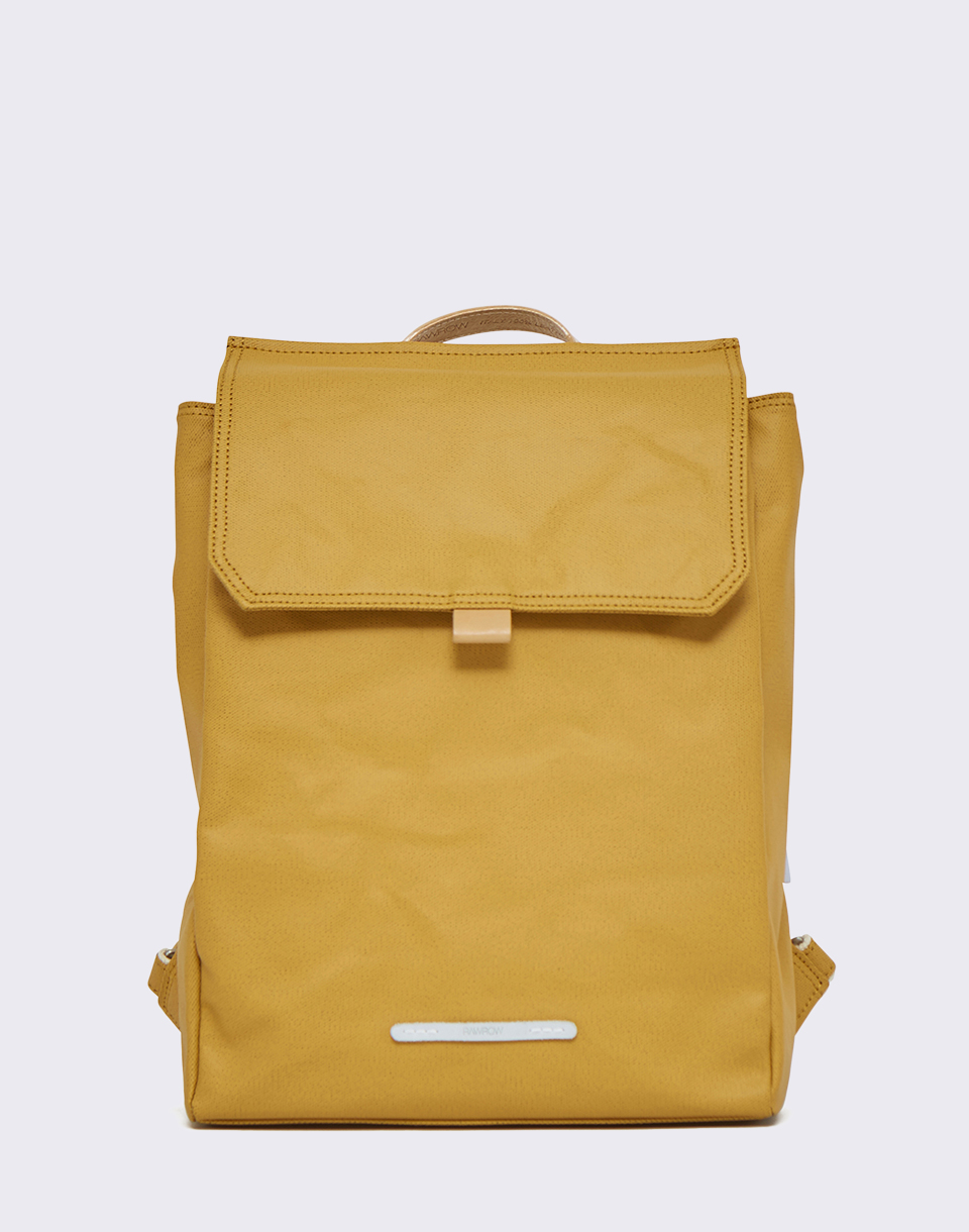 RAWROW Back Pack 291 Rugged 13  Mustard