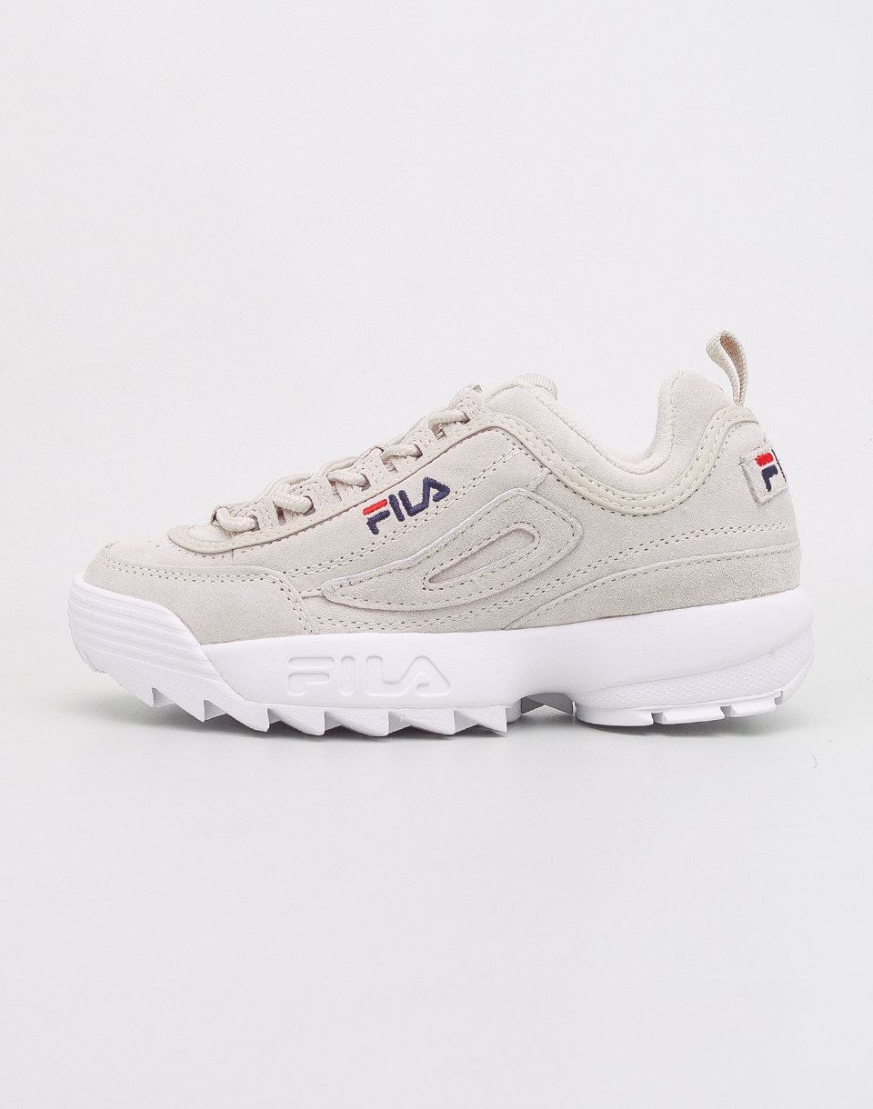 Fila Disruptor S Low Chateau Gray 36