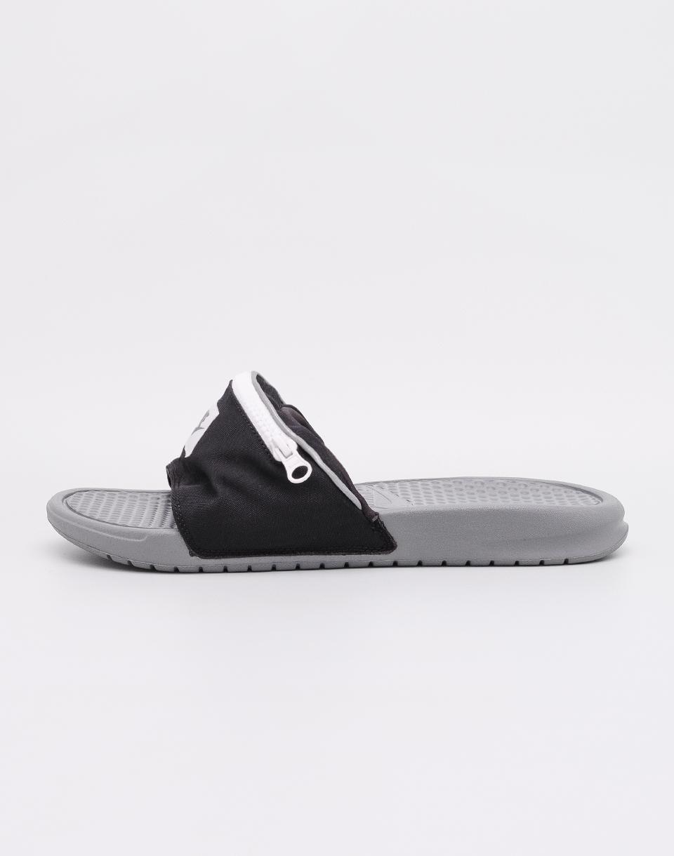 Nike Benassi JDI Fanny Pack Black/ Cool Grey- Summit White 44