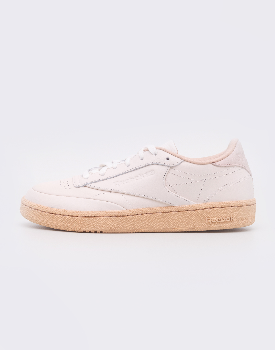 Reebok Club C 85 Chalk  Sahara  White 38