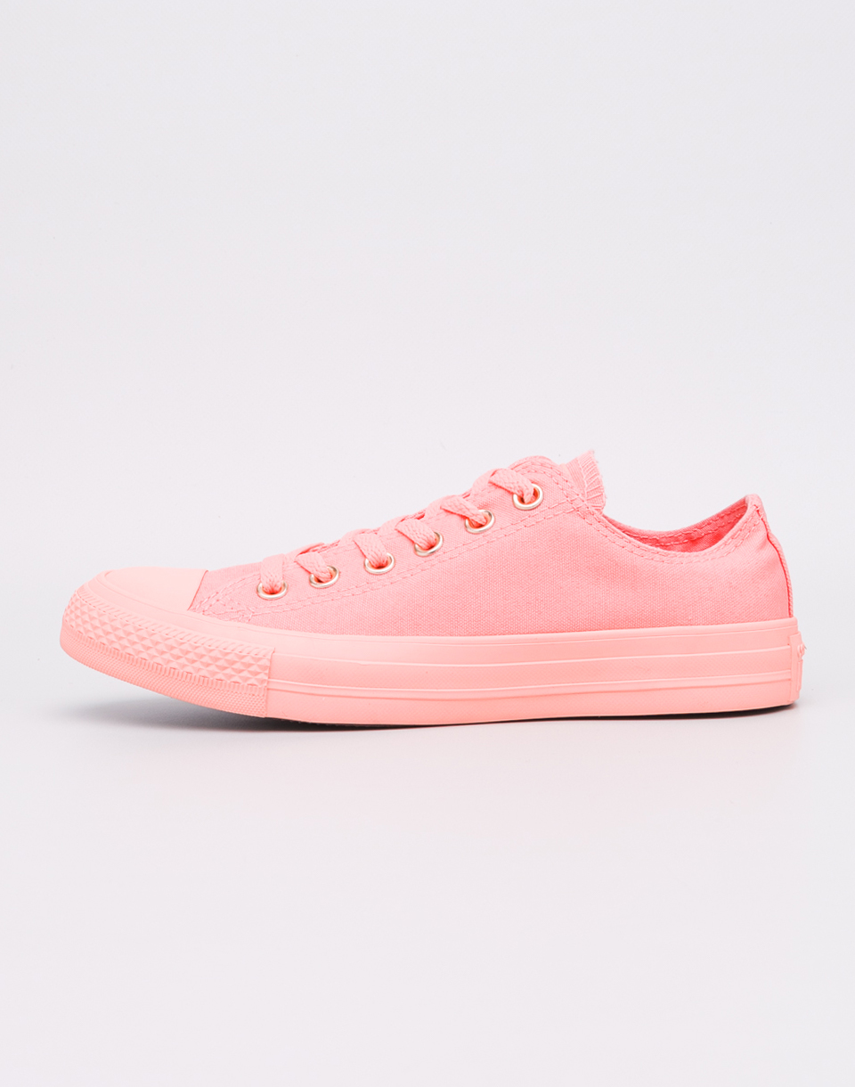 Converse Chuck Taylor All Star Pale Coral   Pale Coral   Gold 37