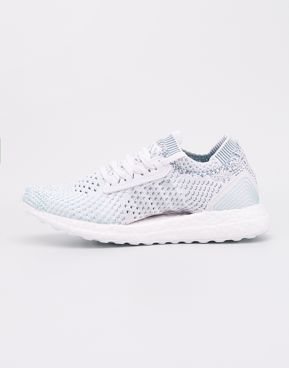 Adidas Performance Ultra Boost X Parley LTD Footwear White  Footwear White  Blue Spirit 37