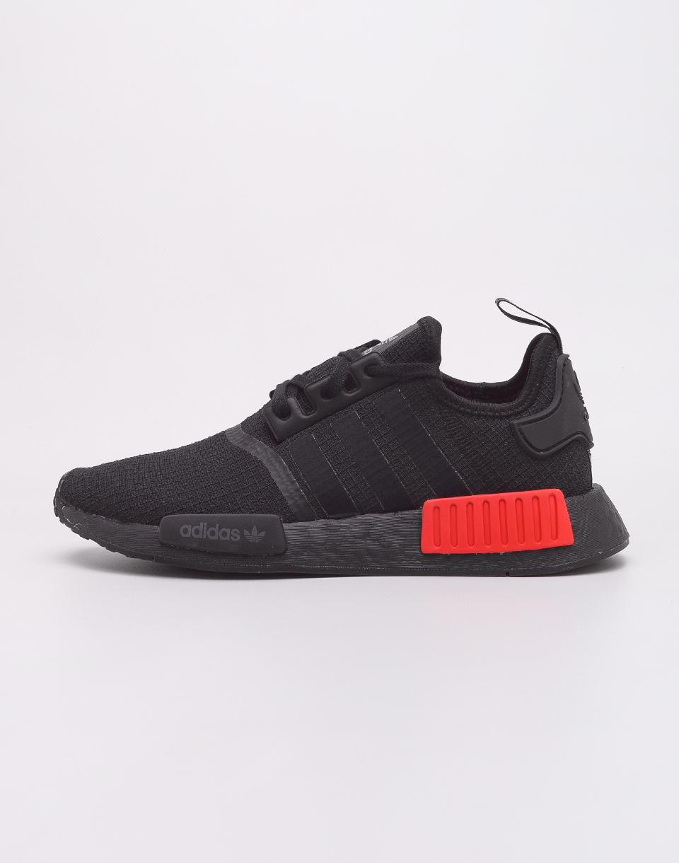 Adidas Originals NMD R1 Core Black/ Core Black/ Lush Red 42,5