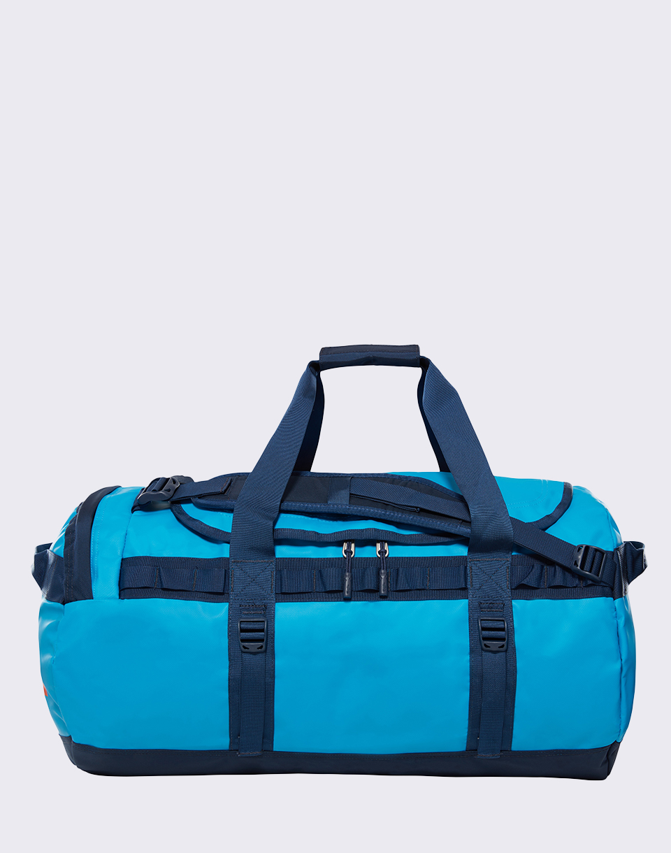 The North Face Base Camp Duffel M Hyper Blue  Cosmic Blue