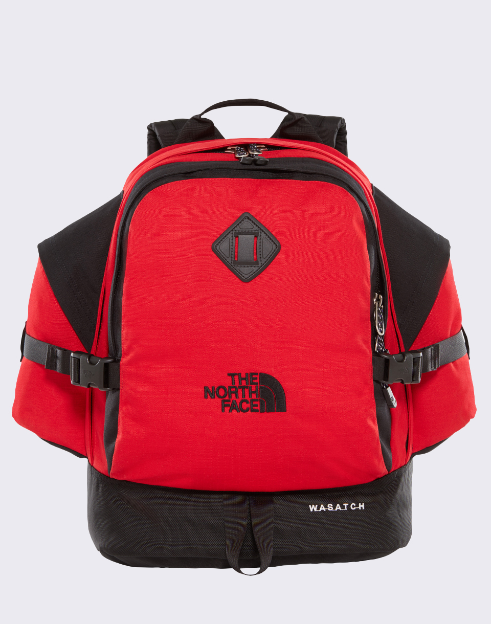 The North Face Wasatch Reissue TNF Red  TNF Black