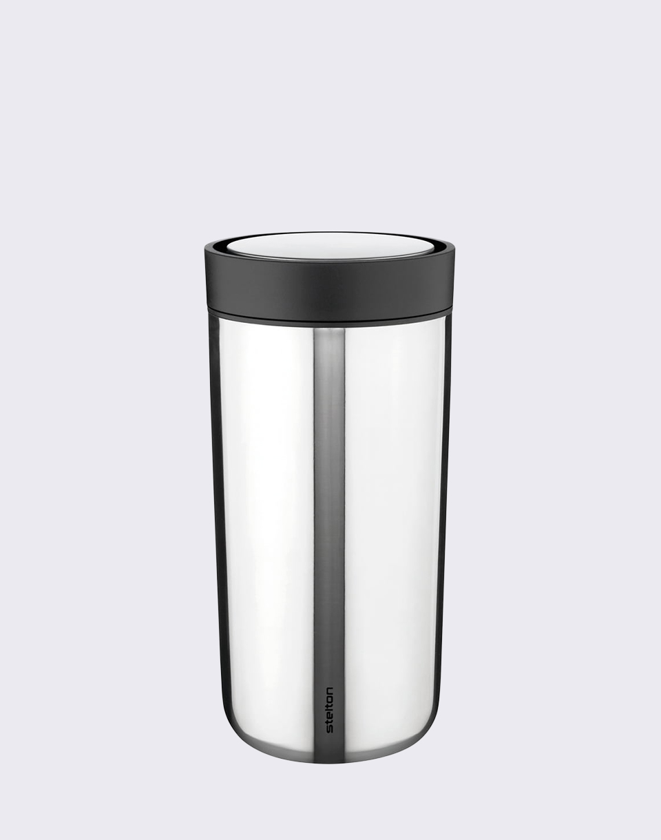 Stelton To Go Click Steel