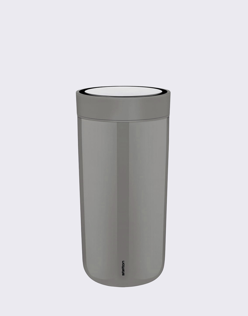 Stelton To Go Click Granite Grey