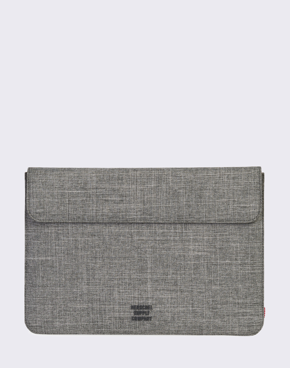 Herschel Supply Spokane Sleeve for 13 inch Macbook Raven Crosshatch