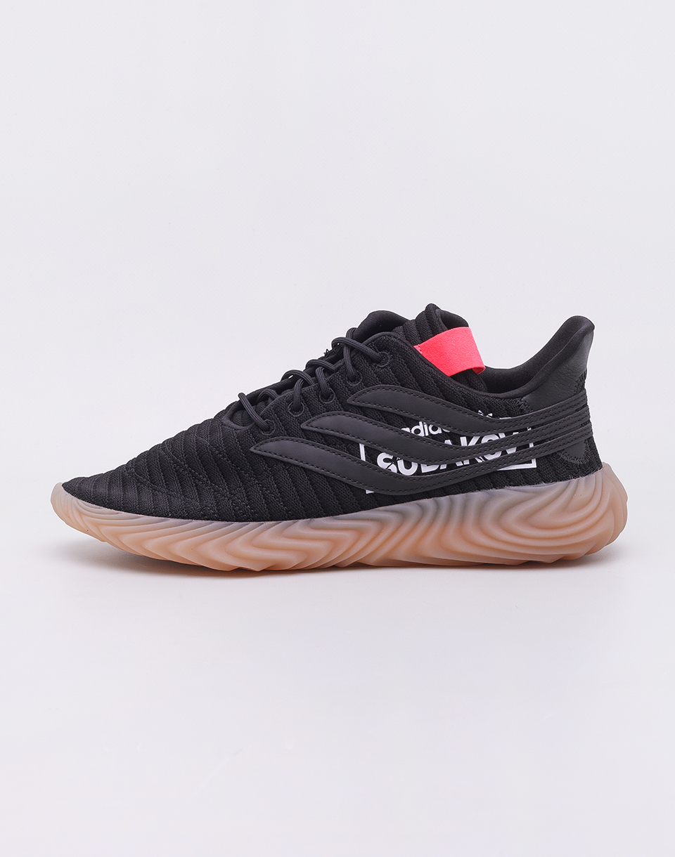 Adidas Originals Sobakov Core Black/ Core Black/ Flame Red 41