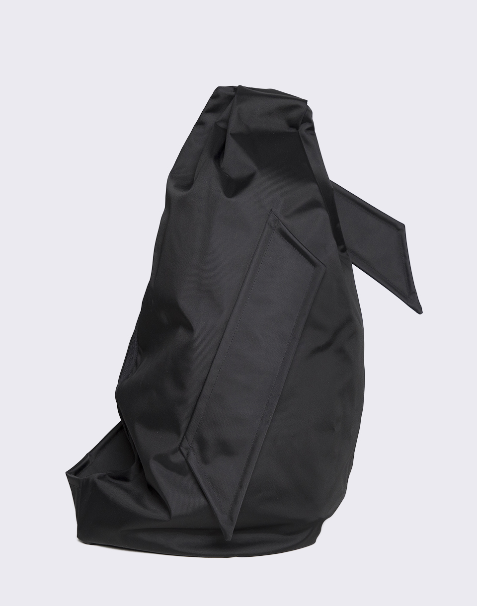 Eastpak x Raf Simons Sleek Sling Black Refined