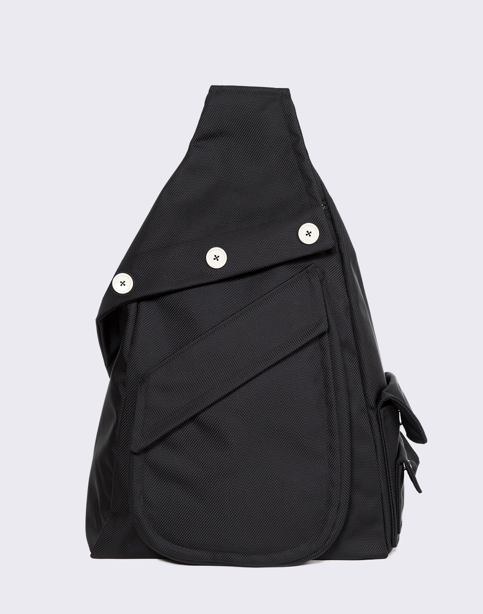 Eastpak x Raf Simons Organized Sling Black Structured