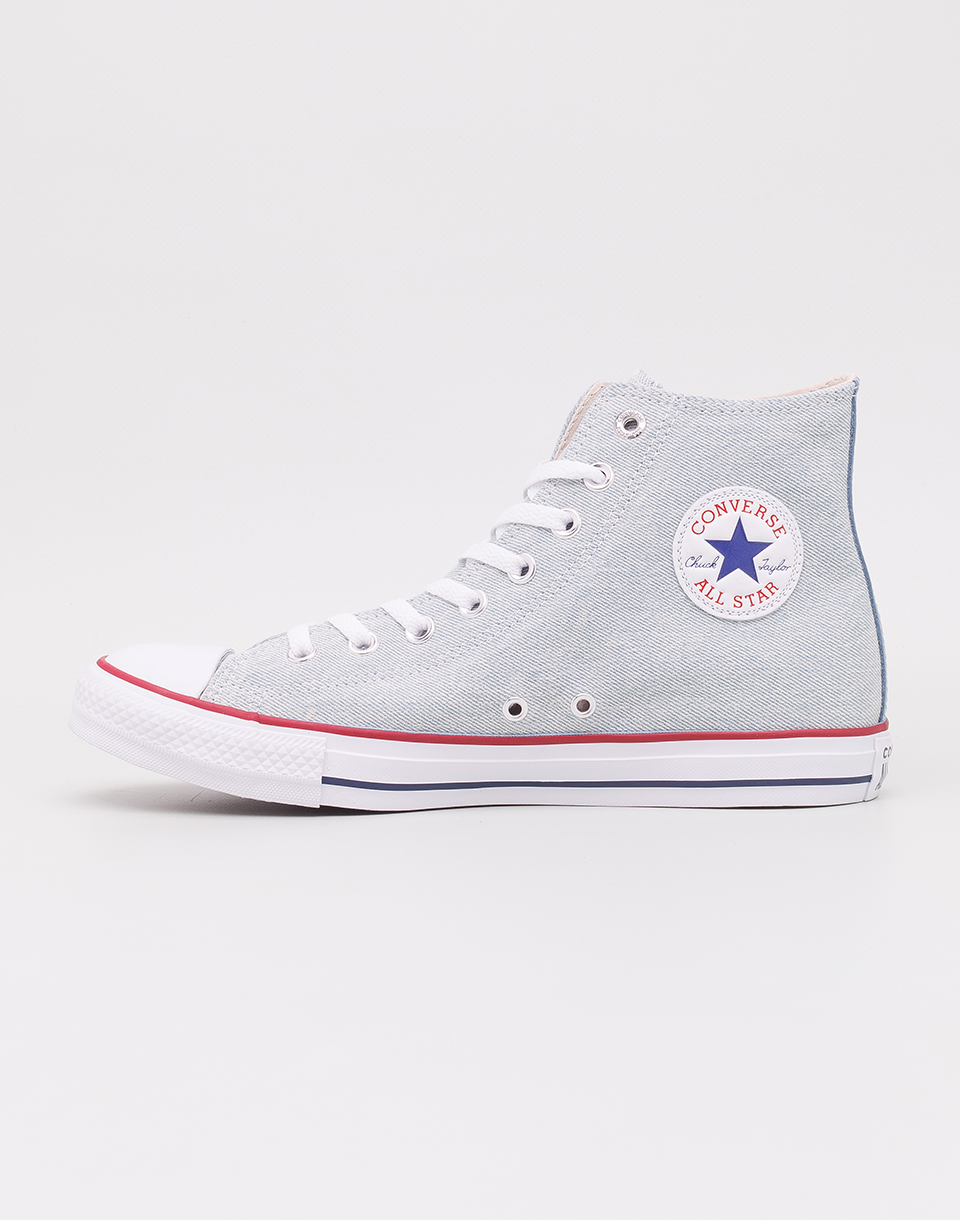 Converse Chuck Taylor All Star Light Blue  White  Brown 41