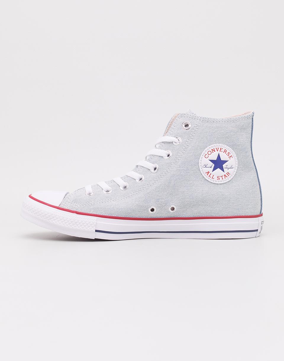 Converse Chuck Taylor All Star Light Blue/ White/ Brown 44