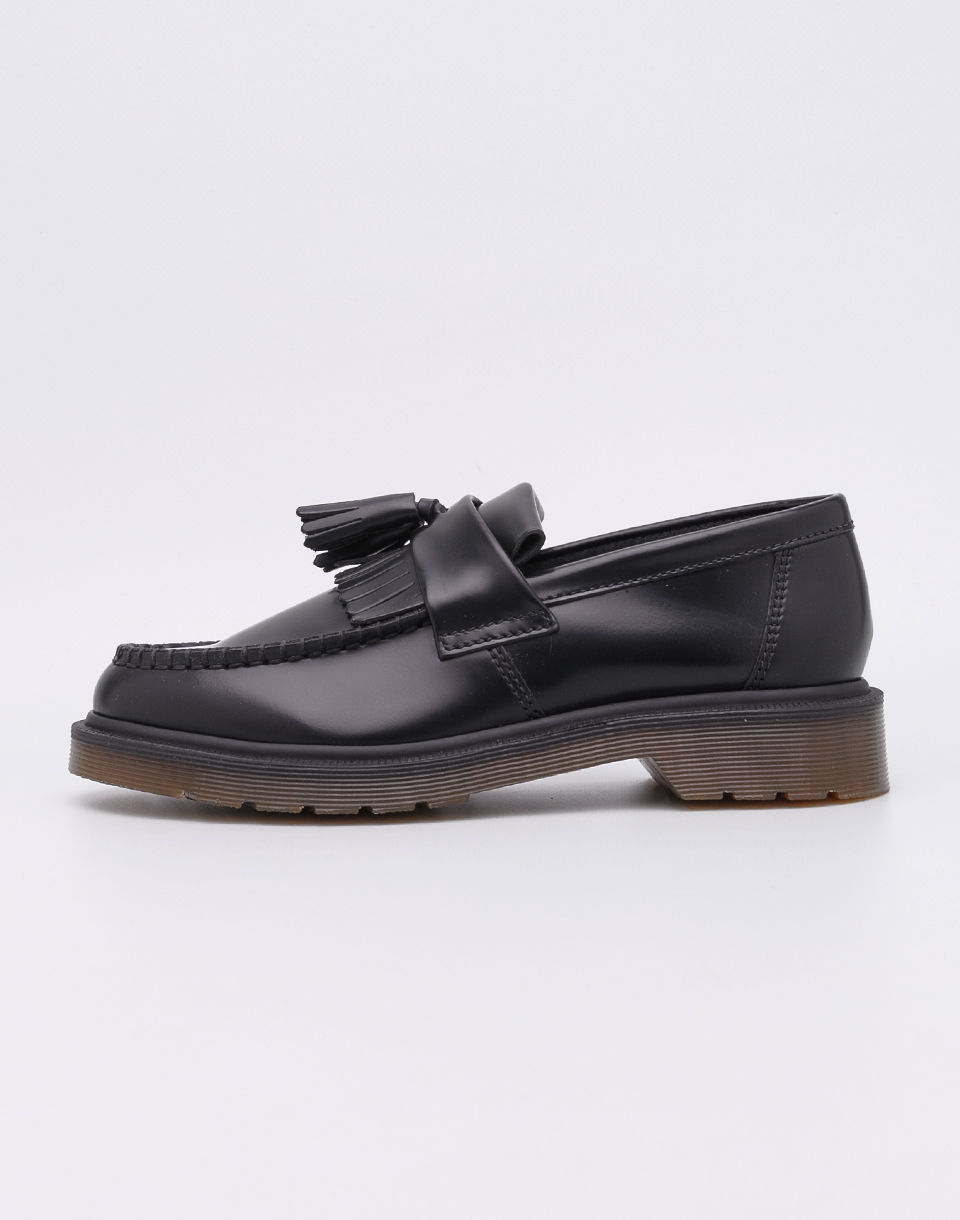 Dr  Martens Adrian Black Polished Smooth 39