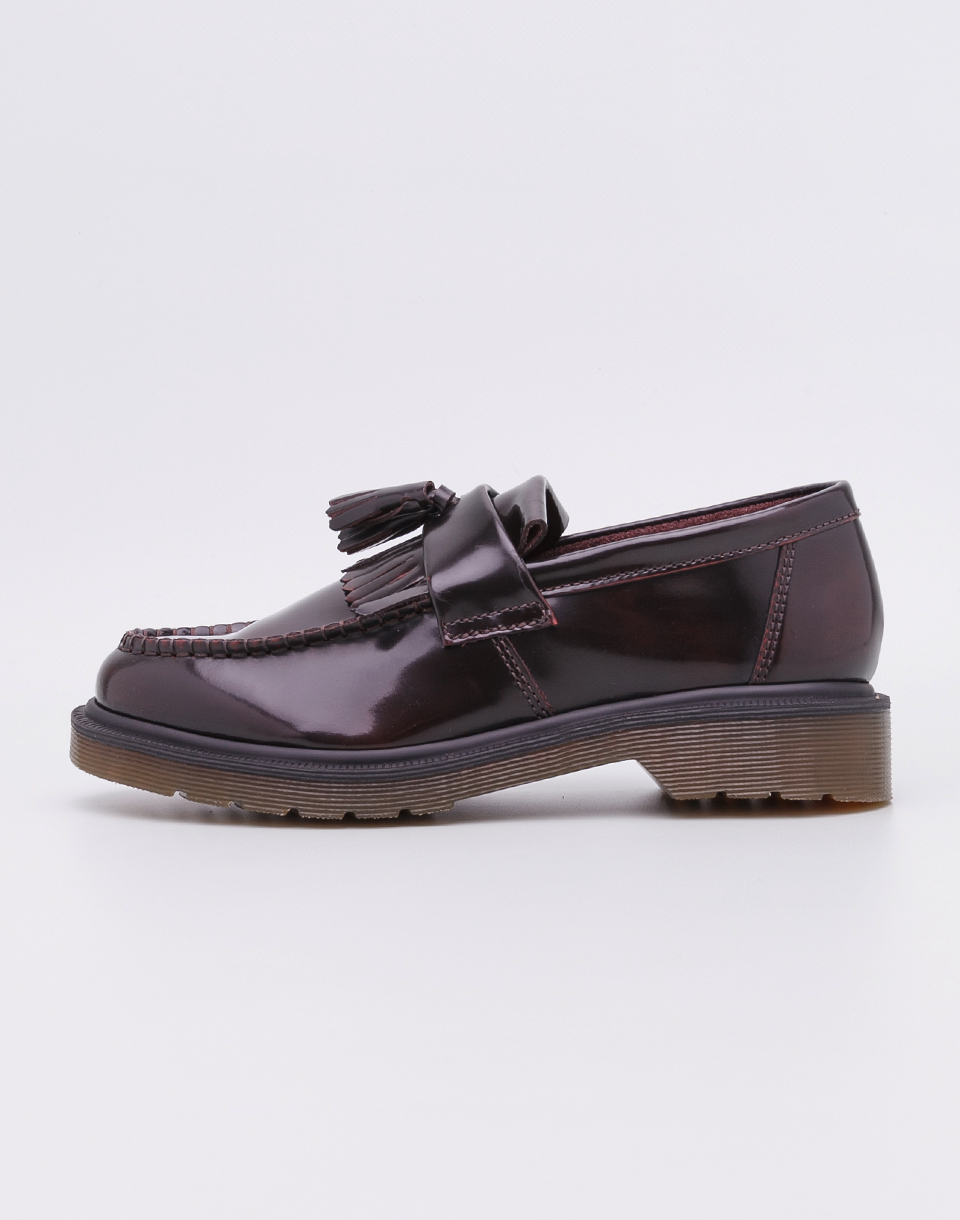Dr. Martens Adrian Cherry Red 38