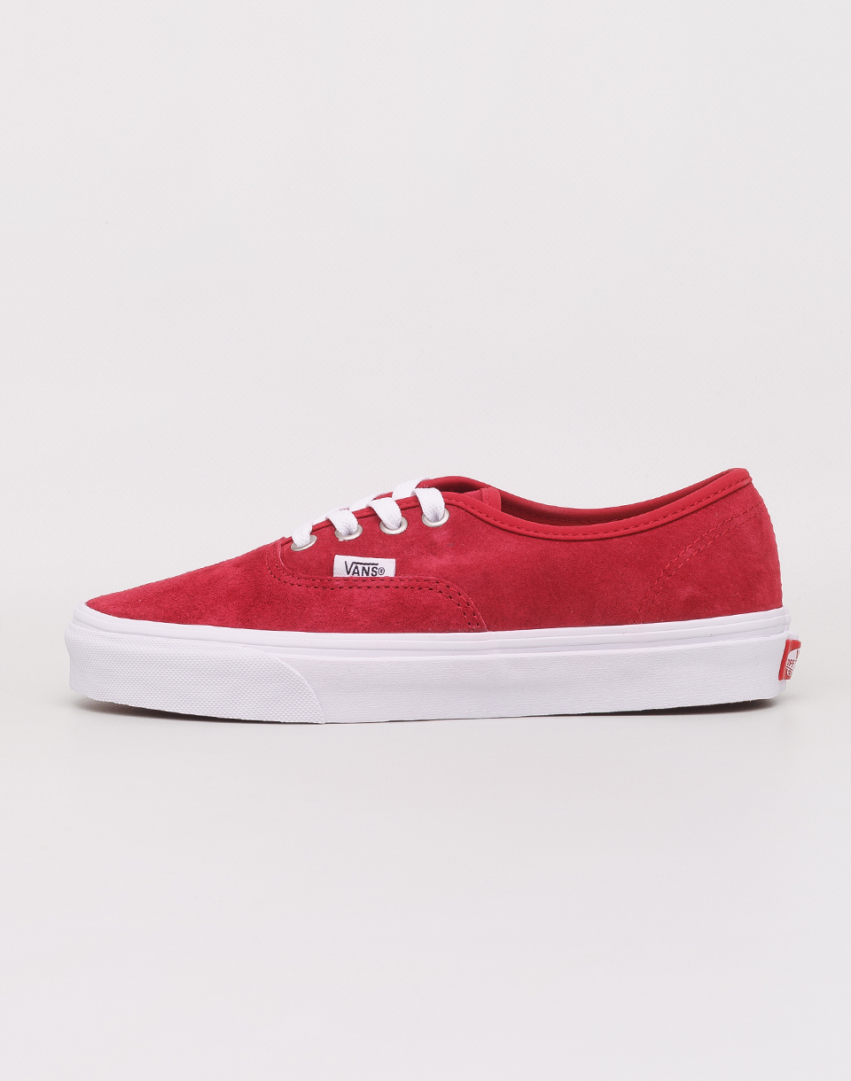 Vans Authentic (Pig Suede) Scooter  True White 36