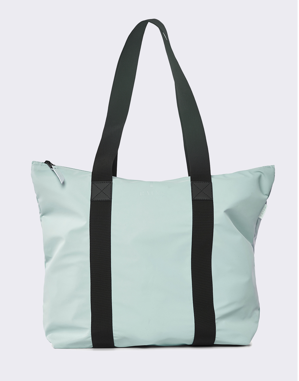 Rains Tote Bag Rush 93 Dusty Mint