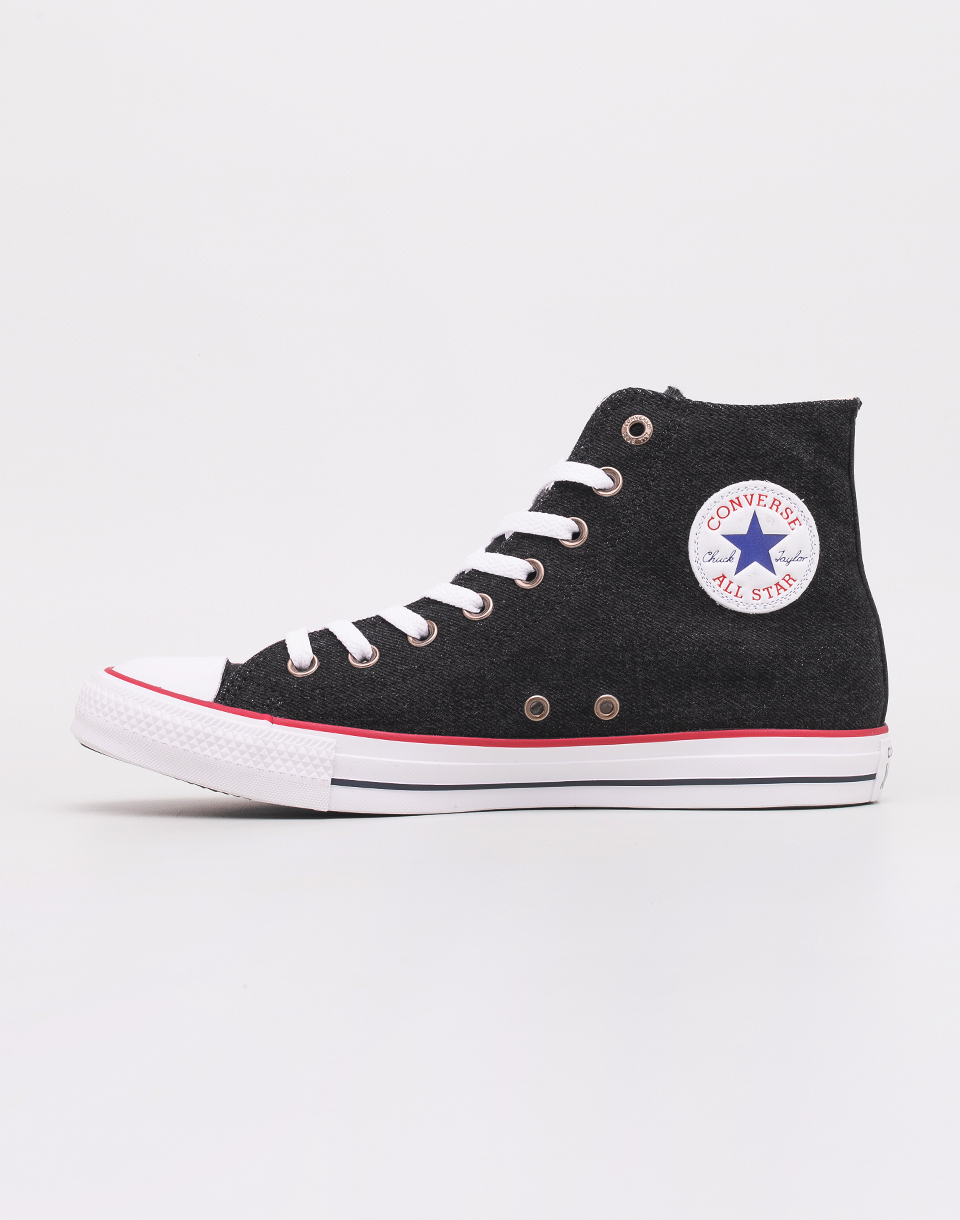 Converse Chuck Taylor All Star Black White Brown 41