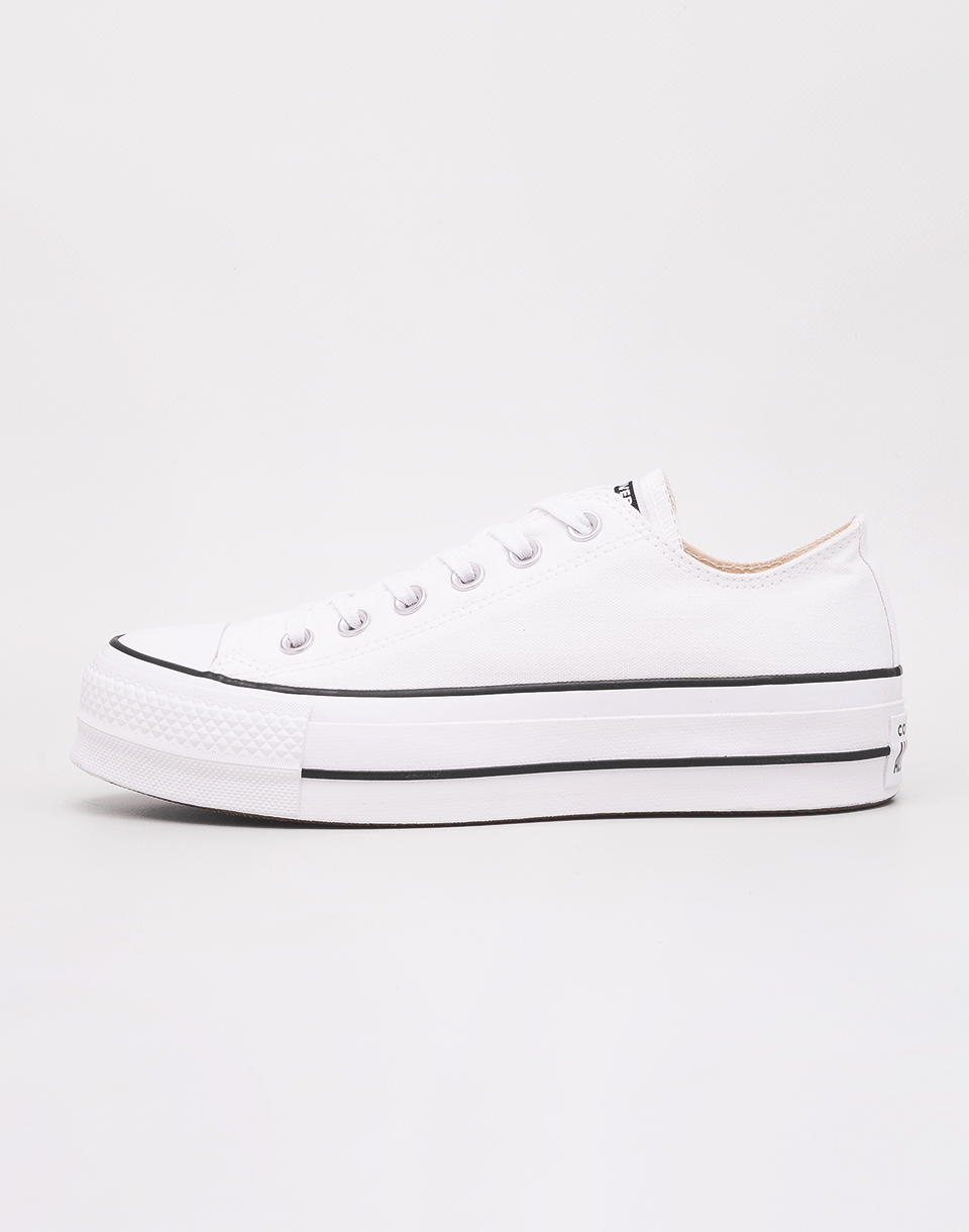Converse Chuck Taylor All Star Lift White Black White 36