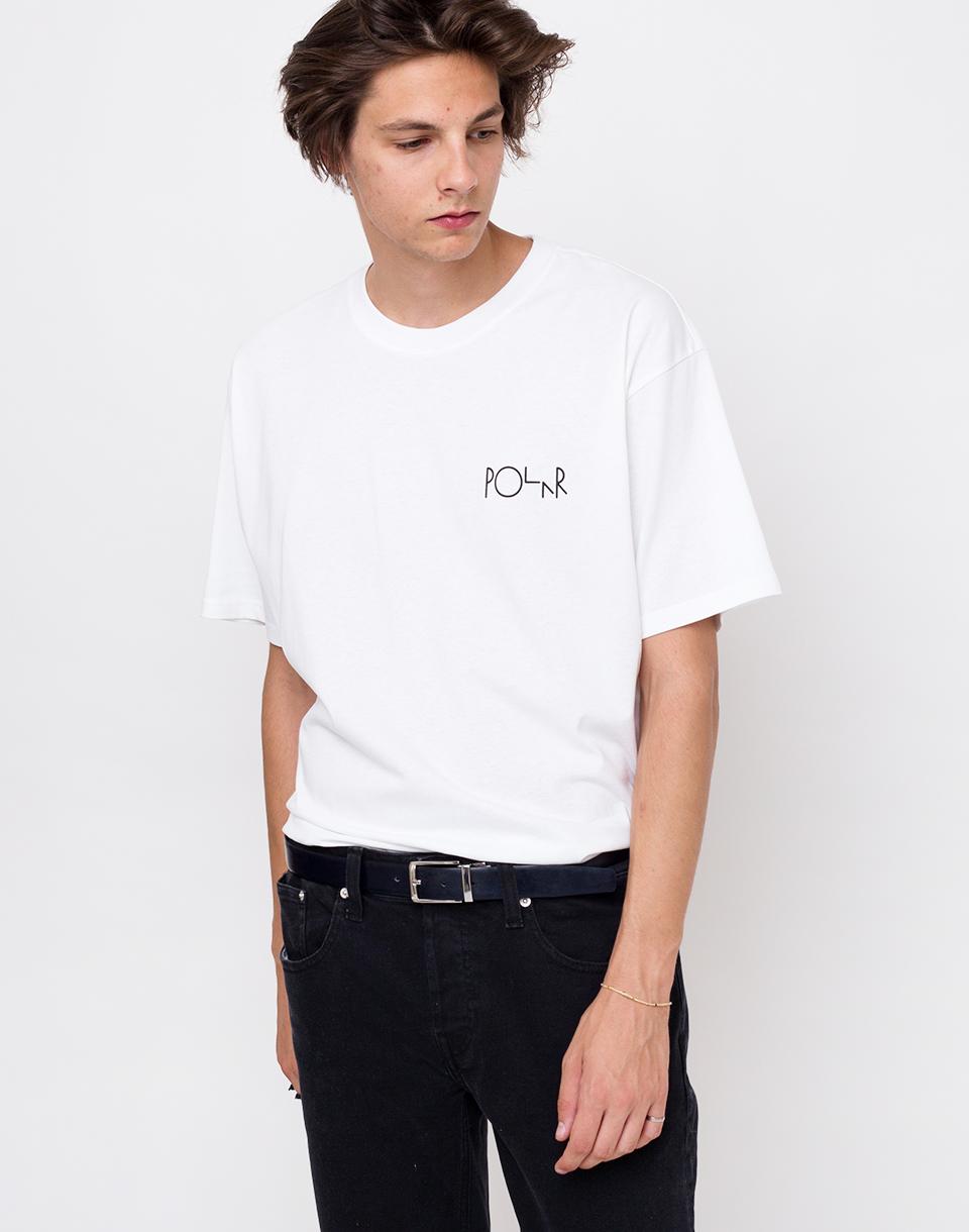 Polar Skate Co. Script White S