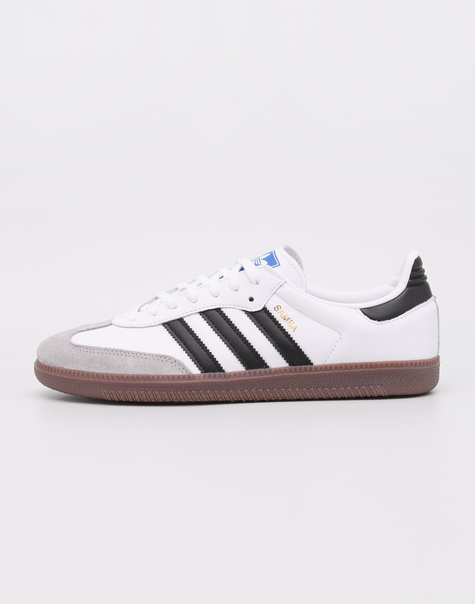 Adidas Originals Samba OG Footwear White   Core Black   Clear Granite 42 5